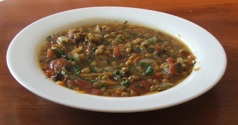 Lentil Soup Recipe — Dishmaps