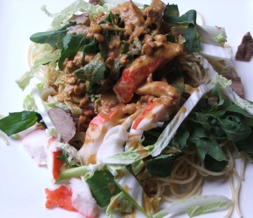 Pork Noodle Salad2